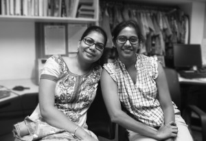 Meet Ankita & Punitha
