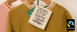 100% Organic Fairtrade Cotton