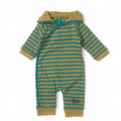 organic baby growsuit