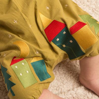 organic baby overalls