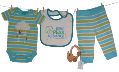 Fairtrade Baby Gift Sets