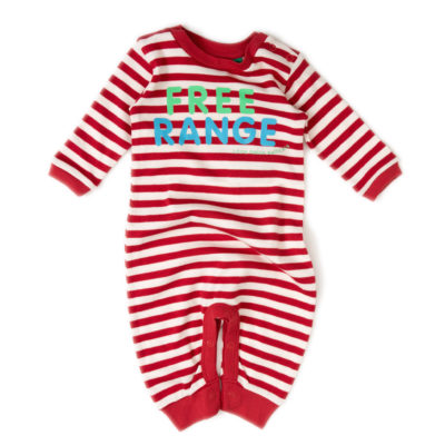 Ethical Fashion Organic Baby Onesie