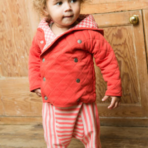 Organic Cotton Baby Jacket
