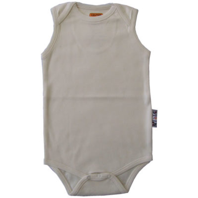 fairtrade organic baby bodysuit