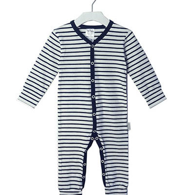 Baby Growsuit organic cotton baby playsuit